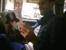 Djokovici a reusit faza zilei: Cum a prins o minge (Video)