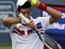 Djokovici a suferit prima infrangere din 2012