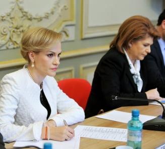 Doamnele din PSD ii dau replica Alinei Gorghiu: Cerseste o criza politica, are tupeu
