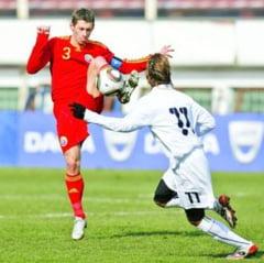 Doar 15 spectatori au platit biletul la meciul Romania-Italia