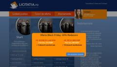 Doar de Black Friday -50% la abonamentele Licitatia.ro