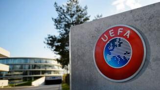 Doar doua candidate la organizarea EURO 2024