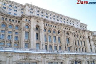 Doar doua din cele 25 de OUG adoptate marti de Guvern au intrat in procedura parlamentara
