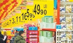 Doar matematica: Efectele reducerii TVA la alimente. Atentie la corelatii