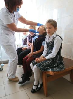 Doar o scoala din patru are medic in Bucuresti. In restul tarii e si mai rau