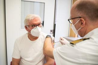 Doar puțin peste 10.000 de români, vaccinați cu prima doză în ultimele 24 de ore