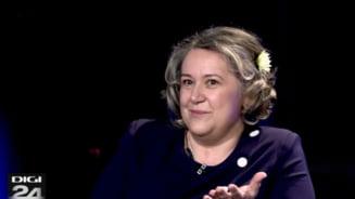 Doctorul Alida Moise, voluntar la maratonul vaccinarii din Bucuresti. Medicii si asistentii din MAI vor administra seruri anti-COVID
