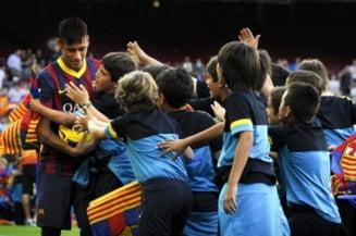 Document despre transferul lui Neymar la Barcelona