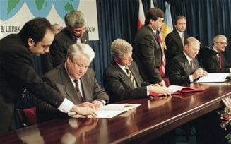 Documentul care ar justifica o interventie armata a SUA pentru a apara Ucraina