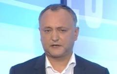 Dodon il ameninta pe Basescu: Dupa 14 noiembrie veti pierde cetatenia pe care nu o meritati