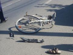 Doi biciclisti au fost ACCIDENTATI de masini in Ploiesti