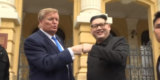 Doi comedianti care ii imitau pe Trump si Kim Jong-un, arestati in Vietnam inainte de summitul nuclear (Video)