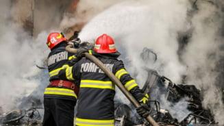Doi dintre răniții în explozia de la centrul de sortare din Popești Leordeni vor fi transferați în stăinătate