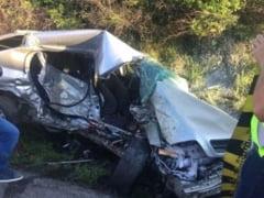 Doi frati morti in accident la Robanesti