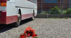 Doi inculpati in cazul copilului calcat de autobuz