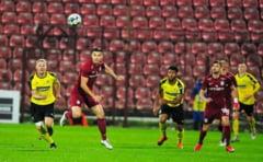 Doi jucatori de la CFR Cluj, salvati de Sumudica! Alti patru au plecat din Gruia