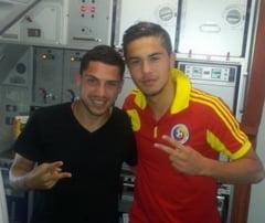 Doi jucatori de la Steaua, atacati dur de selectionerul nationalei de tineret