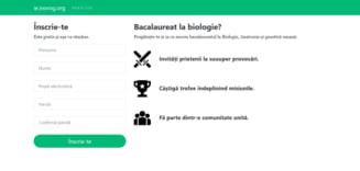 Doi liceeni au creat o platforma gratuita dedicata celor care dau Bacalaureatul la Biologie