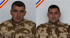 Doi militari romani au murit in Afganistan