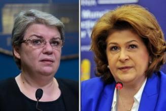 Doi ministri sunt suspecti de coruptie. Sevil Shhaideh e urmarita penal, iar DNA cere aviz si pentru Rovana Plumb
