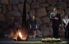 Doi presedinti UE boicoteaza ceremonia din Israel pentru a marca 75 de ani de la eliberarea Auschwitz-ului. Iohannis participa