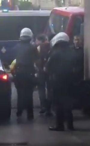 Doi suspecti au fost retinuti dupa atacul sangeros din Barcelona, dar soferul este inca in libertate UPDATE