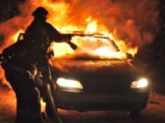 Doi tineri au ars de vii intr-un accident la Corabia