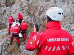 Doi turisti americani au ramas blocati intr-o zona dificila din Muntii Bucegi, dupa ce GPS-ul i-a indrumat gresit