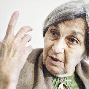 Doina Cornea: Mitingurile de la Timisoara sunt un gest disperat al presedintelui