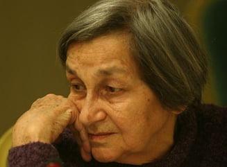 Doina Cornea implineste 81 de ani