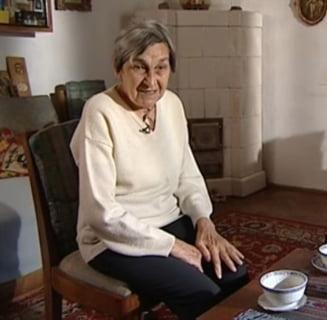 Doina Cornea va fi inmormantata, astazi, la Cluj