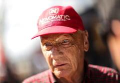Doliu in Formula 1: Legendarul Niki Lauda a murit