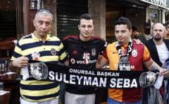 Doliu in fotbalul turc. Singurul moment in care fanii unor rivale de moarte s-au unit