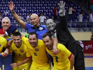 Doliu la FRF: Mesajul de condoleante transmis de UEFA