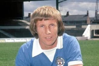 """Doliu la clubul Manchester City. A decedat una dintre legendele """"cetatenilor"""". Are in palmares un titlu de campion"""