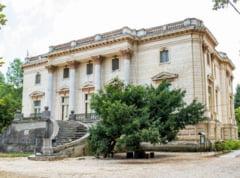 Domeniul si palatul Mocioni-Teleki din judetul Arad, scoase la vanzare pentru 1,1 milioane de euro