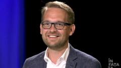 """Dominic Fritz: """"In Germania prea multe lucruri functioneaza"""". Motivul pentru care primarul ales al Timisoarei prefera Romania"""
