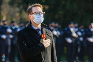 """Dominic Fritz: """"Problema cea mai mare este ca nimeni nu mai vorbeste despre pandemie la varful statului roman"""""""
