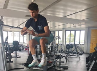 Dominic Thiem i-a facut o propunere Serenei Williams, dupa incidentul de la Roland Garros
