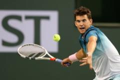 Dominic l-a batut pe Roger Federer