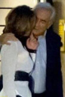 Dominique Strauss-Kahn are o noua iubita?
