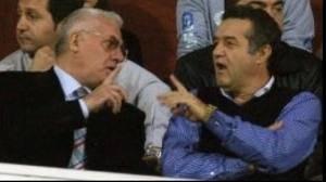 Don Corleone si nea Gigi, doi strategi care-si sfideaza partenerii.