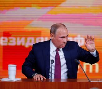 Donald Trump, un an de admiratie pentru marele Vladimir Putin. De ce?