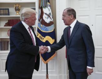 Donald Trump, un presedinte american la dispozitia Rusiei