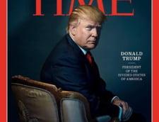 Donald Trump a fost desemnat omul anului 2016 de revista Time