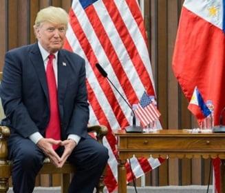 Donald Trump a intervenit pentru eliberarea celor trei sportivi americani prinsi cand furau in China