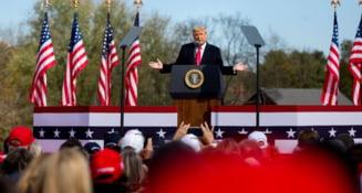 """Donald Trump a lansat o """"platforma de comunicare"""" cu sloganul """"Save America"""". Fostul presedinte este blocat pe Facebook si Twitter"""