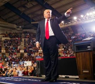 """Donald Trump ar fi spus ca nu mai vrea imigranti din """"cocini de tari"""", desi acum neaga"""