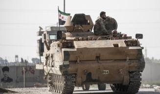 """Donald Trump compara luptele din Siria dintre turci si kurzi cu o incaierare intre copii: """"Trebuie sa-i lasi sa se bata si apoi sa-i desparti"""""""
