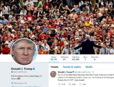 Donald Trump contesta decizia prin care i se interzice sa-si blocheze criticii pe Twitter